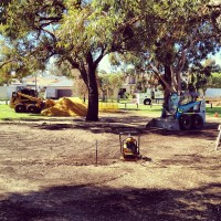 New Community Garden Works